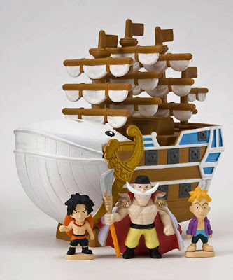 Preview: One Piece Chara-Bank Moby Dick, Large Images