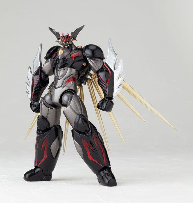 Revoltech N99 Getter Robo Ark Black Ver 3