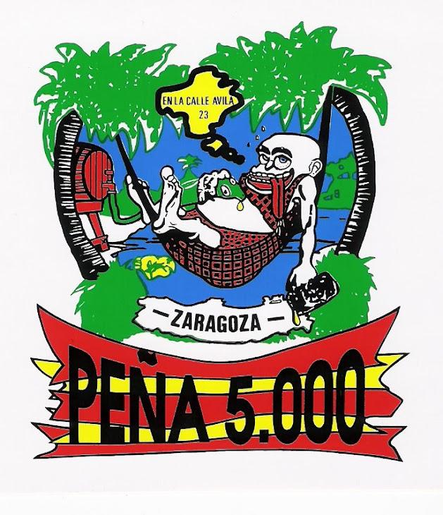 PEÑA LOS 5000