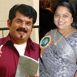Saritha and Mukesh Divorce Appeal postponed