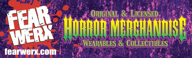 FearWerx: Official Blog of the Biggest Horror Store on the Internet