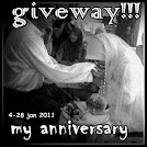 Giveway Anniversary