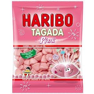 Dernière sucrerie ? Fraise+tagada+pink