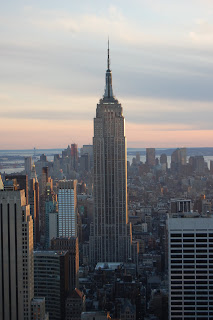 Aurore Taupin Blog 5 mois à New York
