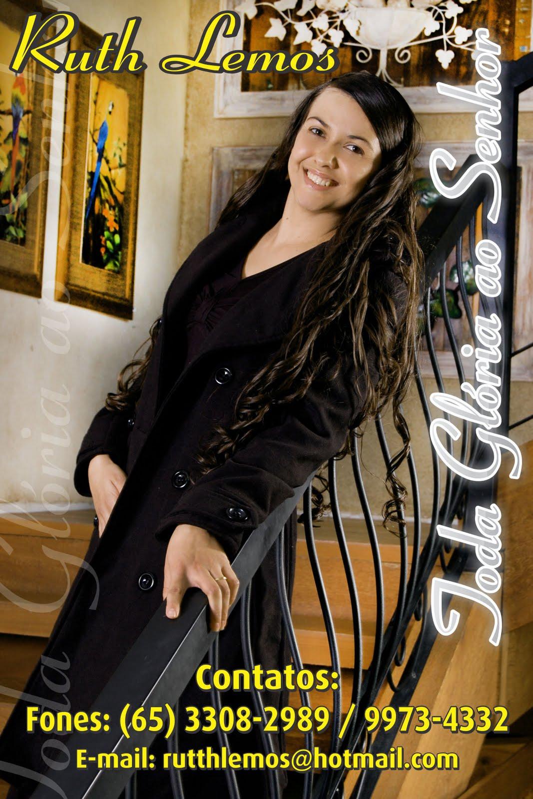 Cantora Ruth Lemos