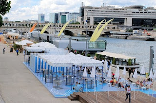 Piscines ouvertes paris bons plans sorties paris for Piscine 50m paris