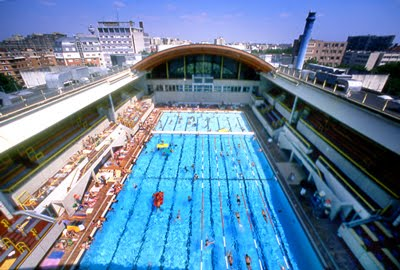 Piscines ouvertes paris bons plans sorties paris for Piscine georges hermant