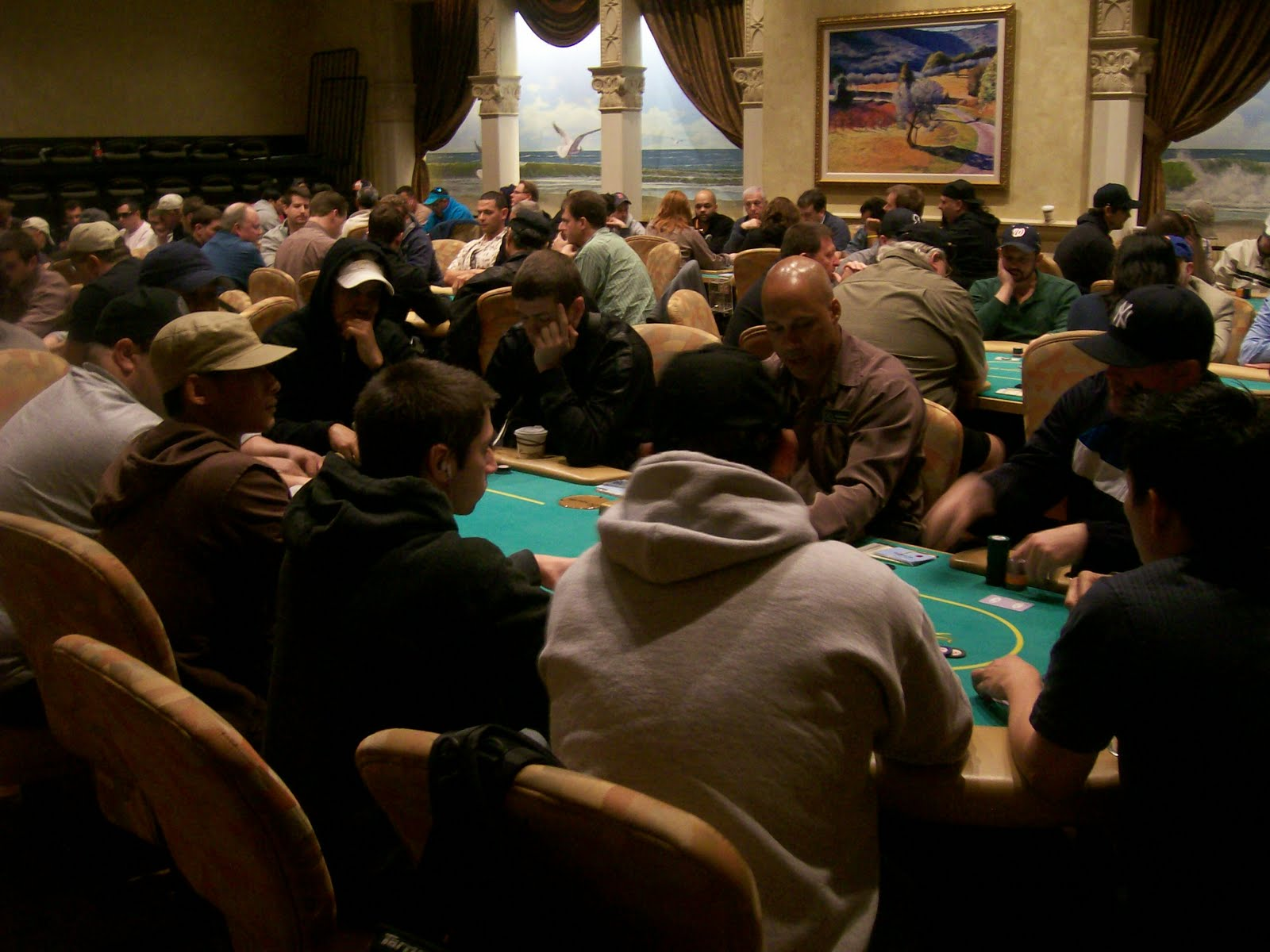 Poker rooms atlantic city nj