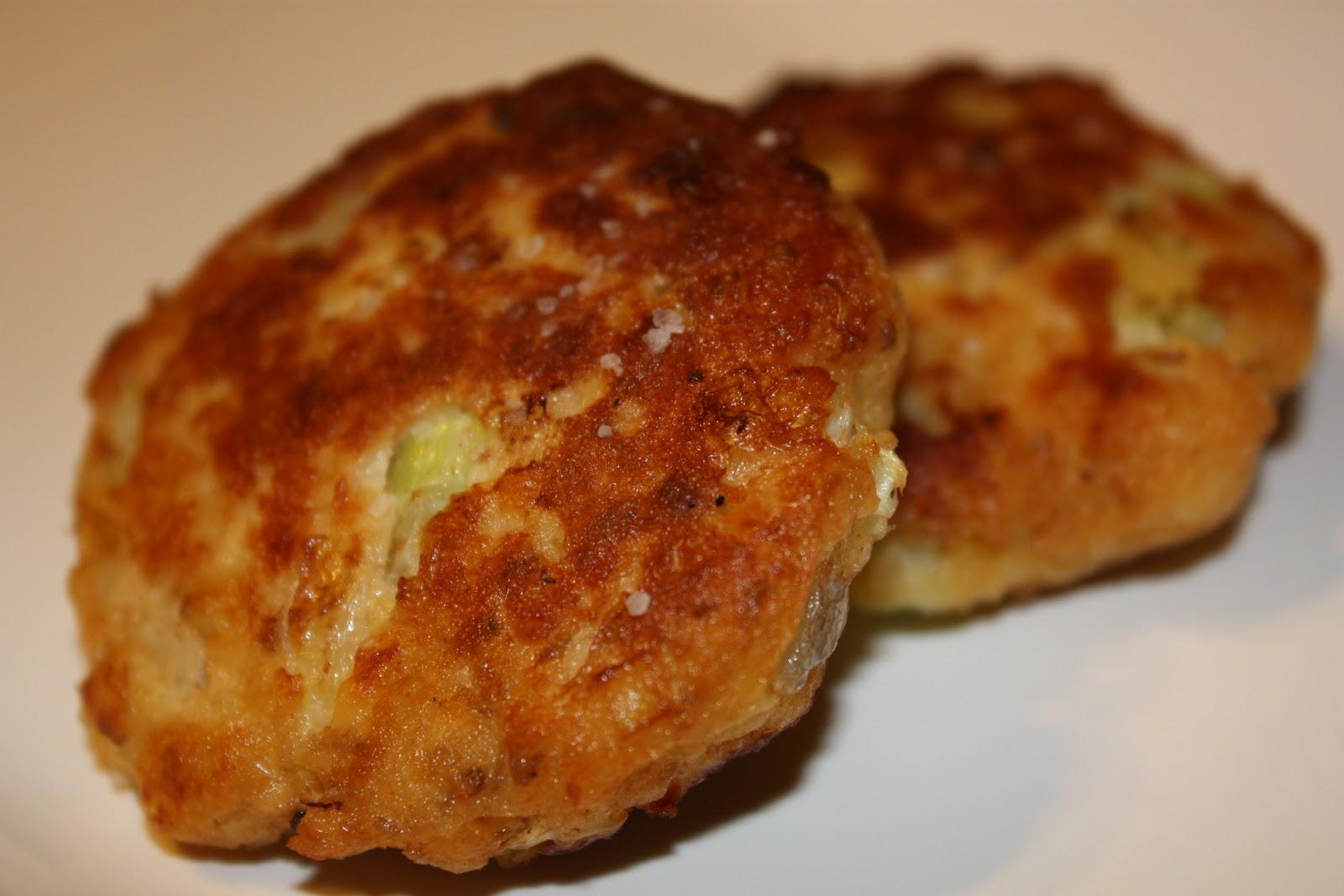 Salmon Croquettes Recipe — Dishmaps