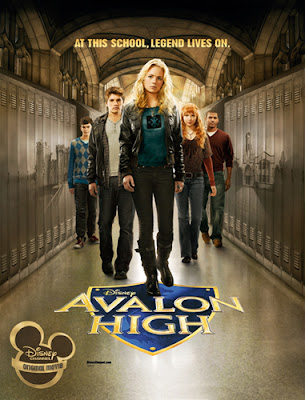 Filme Poster Avalon High DVDRip RMVB Legendado
