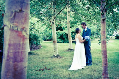 A Peacock Vintage Grecian Garden Wedding Featuring a Jenny Packham Dress & Hydrangea Bouquet ~ Jane & Ben ~ UK Wedding Blog ~ Whimsical Wonderland Weddings