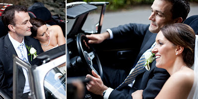 An Irish Nautical Wedding with a Red Classic Car ~ Triona & Louis ~ UK Wedding Blog ~ Whimsical Wonderland Weddings