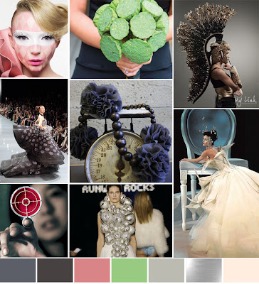 What Would Lady Gaga Do? ~ Inspiration Board ~ UK Wedding Blog ~ Whimsical Wonderland Weddings