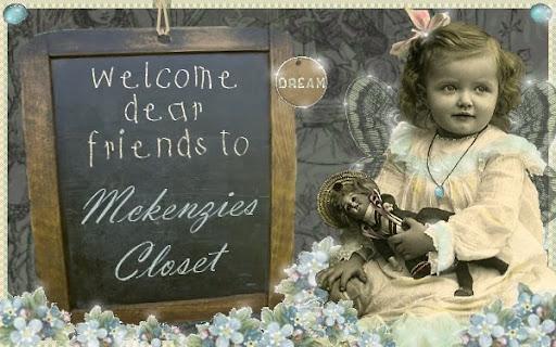 Mckenzies Closet Embroidery