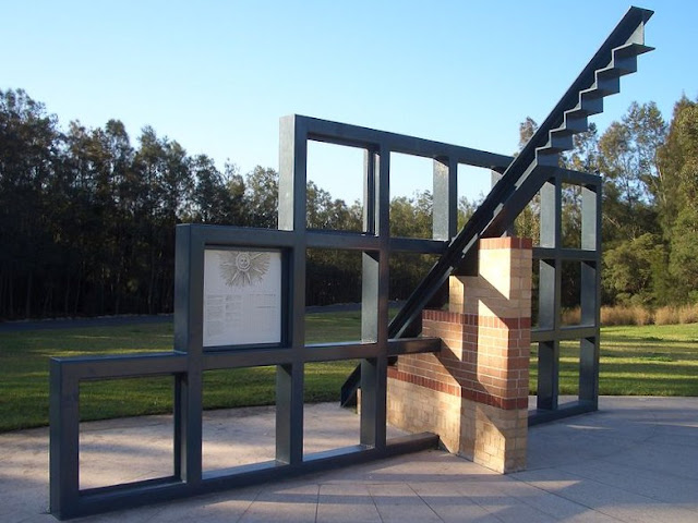 The Bicentennial Park Sundial At Homebush Bay Is Described As A Horizontal