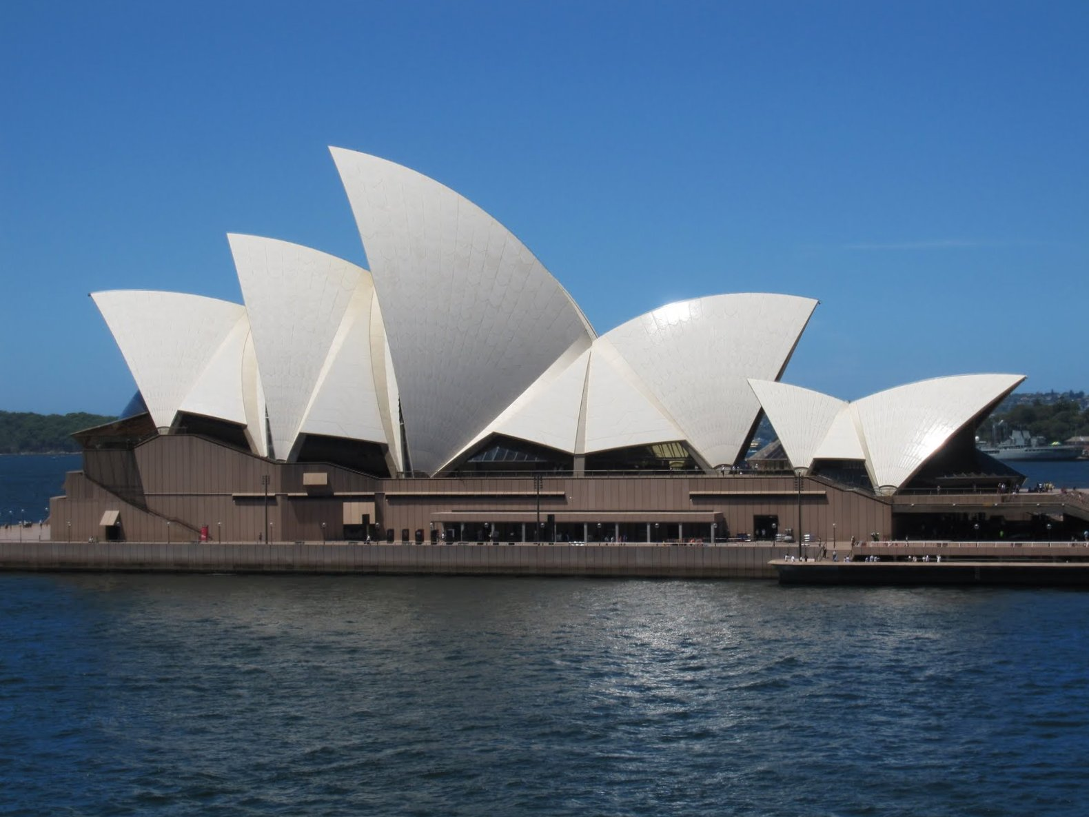 Sydney city and suburbs sydney opera house for Sydney opera housse