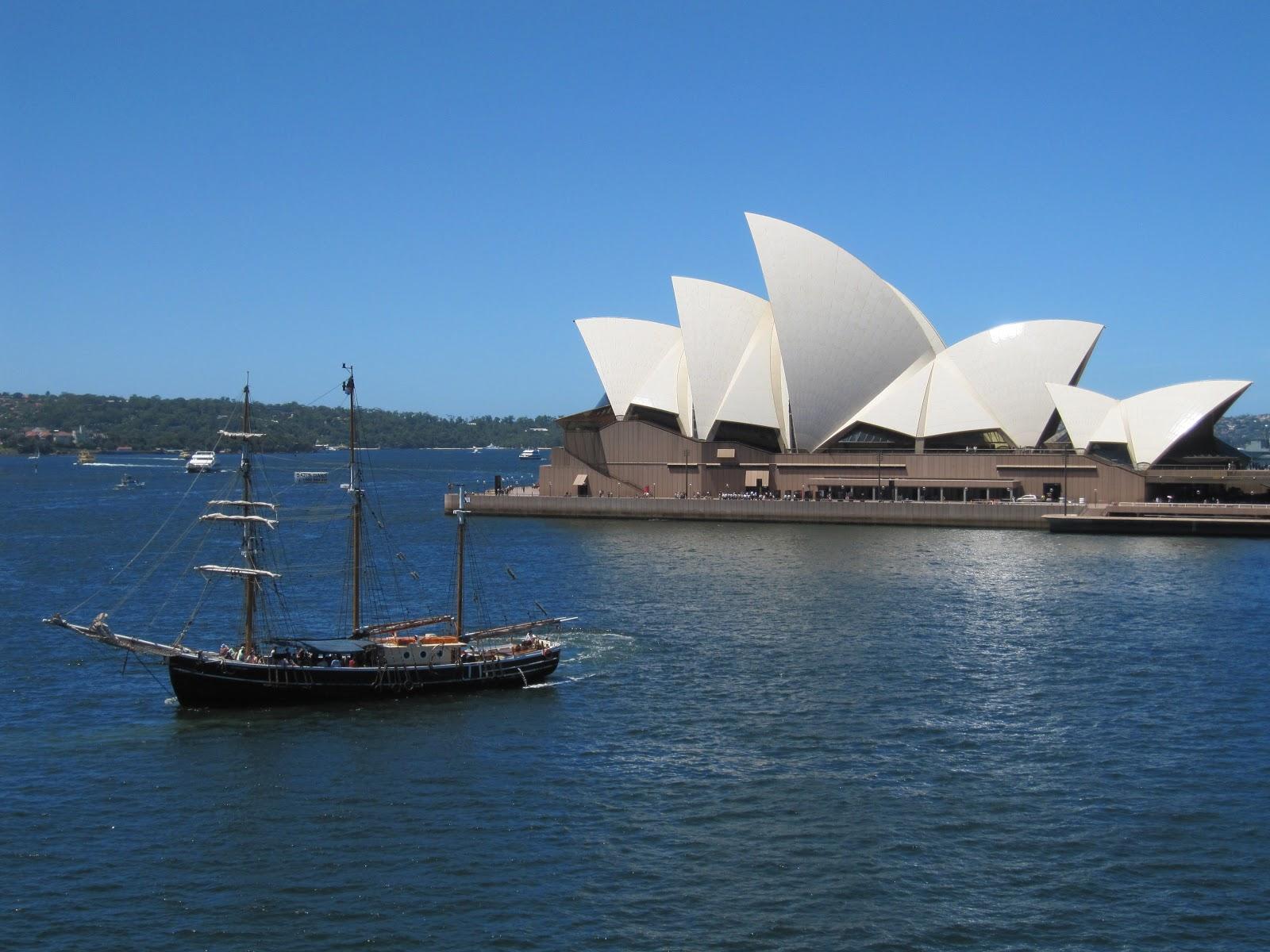 sydney ships - photo#14