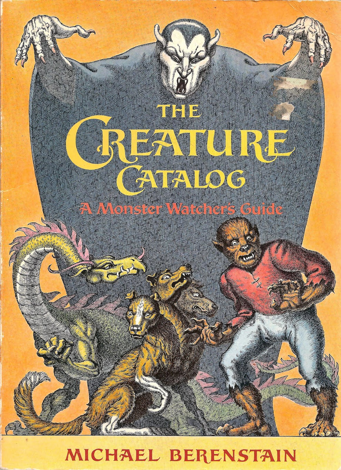 michael berenstain creature catalog pdf