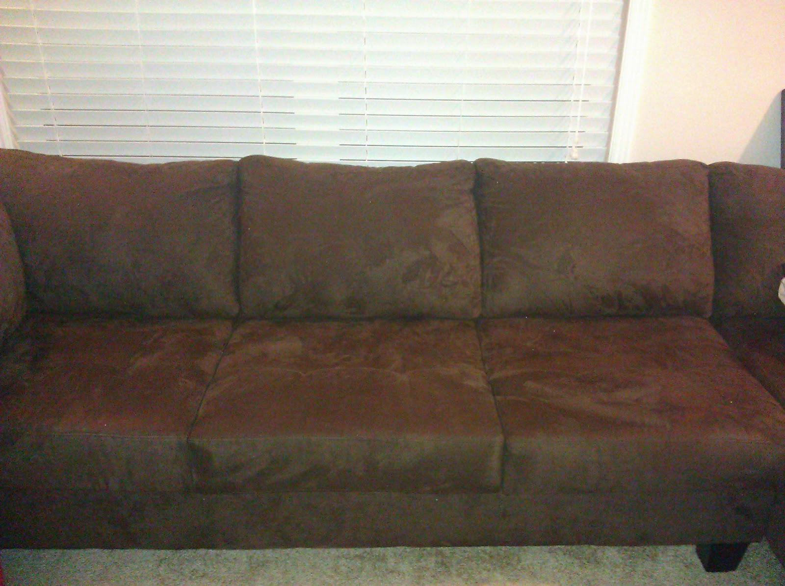 I prefer a brown microfiber sectional from RC Willey but you decide. : rc willey sectional - Sectionals, Sofas & Couches