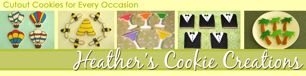 Heather's Cookie Creations | Cutout Cookies for Every Occasion