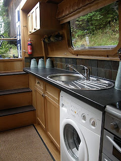 My Ideal Narrowboat Interior Design Design The Galley