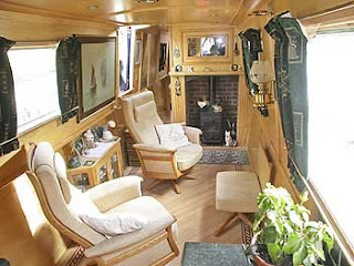 My Ideal Narrowboat Interior Design