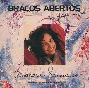 Alessandra Samadello - Bra�os Abertos (Playback)