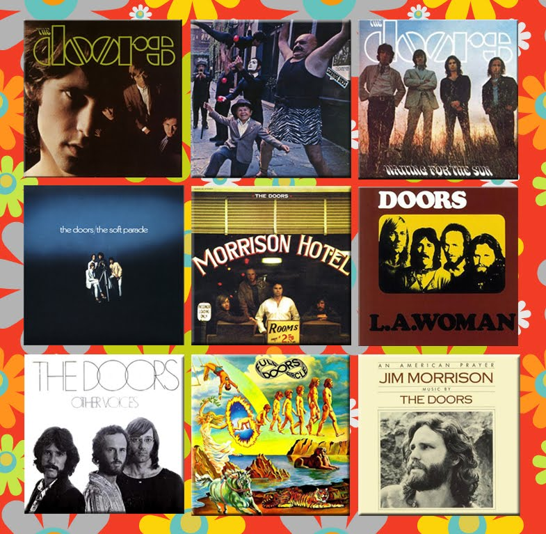 Discografia De The Doors