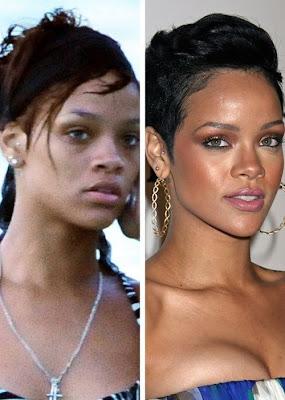 Rihanna - Actress Hot Gallery Pictures No Make Up