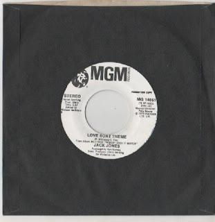 Jack Jones  -  Love Boat Theme 1979
