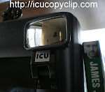 """ICU copy clip"" Simply attatch it to your monitor."