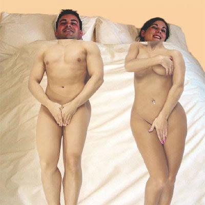 sexys en la cama