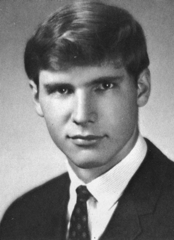 Celebrities Now And Then Harrison Ford