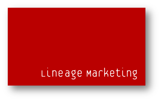 Urban Geek of Lineage Markeitng  - interactive new-media marketing