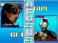 Ultraman vs Streetfighter