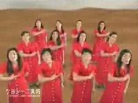 草剪剛模仿女子十二樂坊 12girlsband