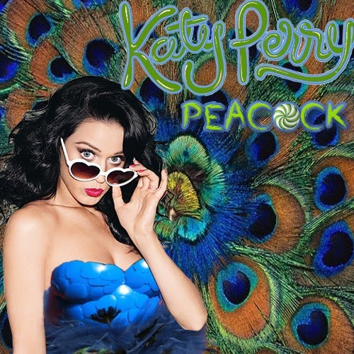Katy Perry - Peacock (DJ Cruz Fanmade Cover). Cover Made By Me!
