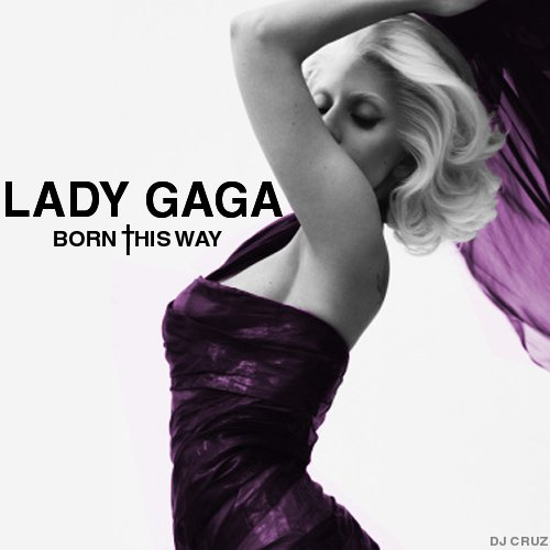 lady gaga born this way deluxe album artwork. lady gaga born this way album