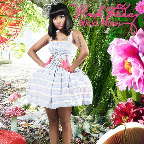 nicki minaj pink friday pics. Nicki Minaj - Pink Friday