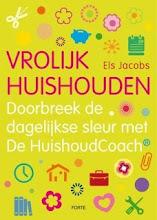 Boek 'Vrolijk huishouden'