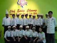 第三届-1年烘焙专业技术班学生合照