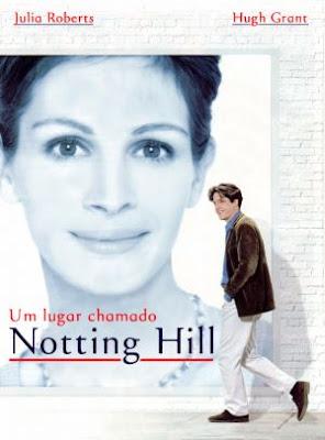 Filme Poster Um Lugar Chamado Notting Hill DVDrip RMVB Dublado