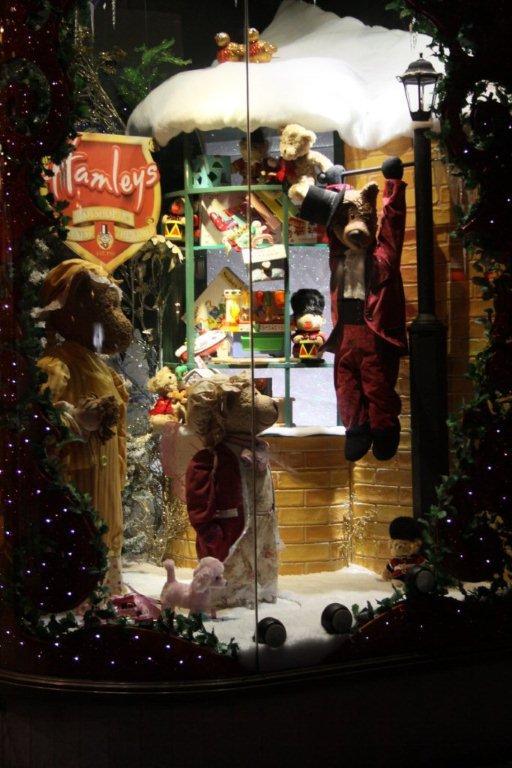 All About London Hamleys Christmas Windows 2010 Regent