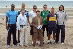 Presentación de la Copa ACLAV en Chubut