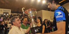 Bolívar campeón de Liga 2007/8