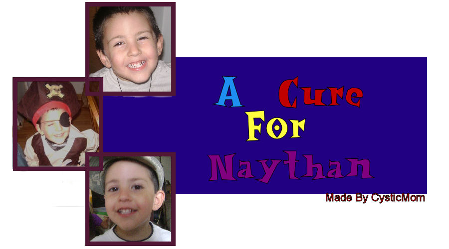 A Cure For Naythan