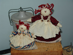 Raggedy ann sisters