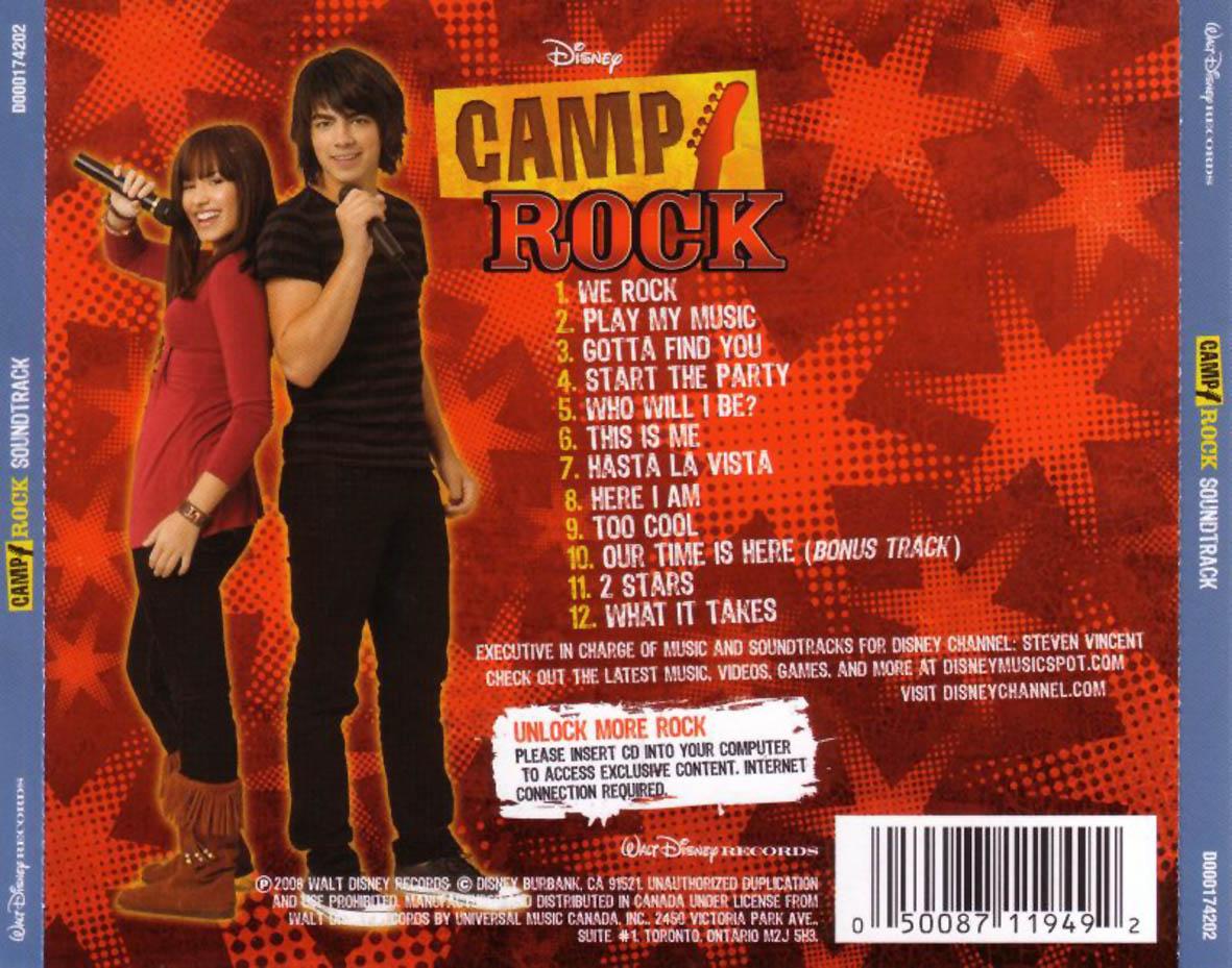 camp rock izle