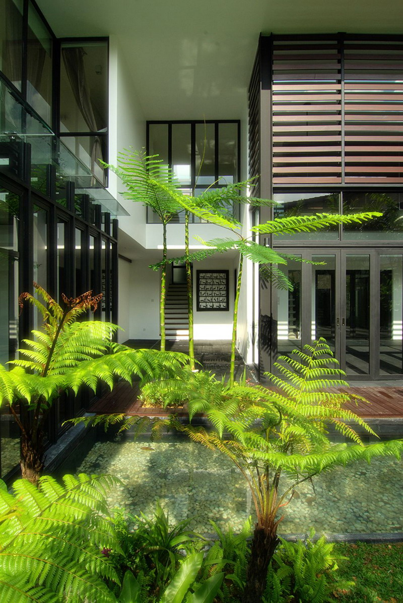 singapore merlimau house design photo