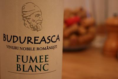 Fumee Blanc 2008 Budureasca